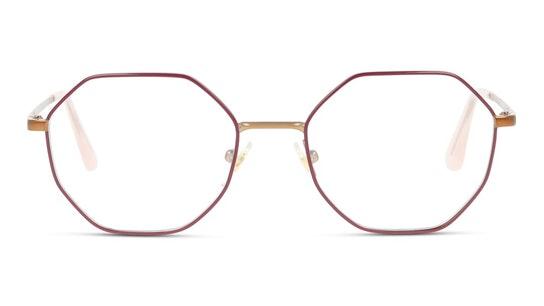 VO 4094 Women's Glasses Transparent / Violet