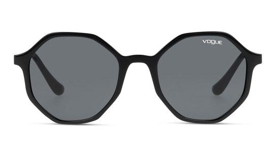 VO 5222S Women's Sunglasses Grey / Black