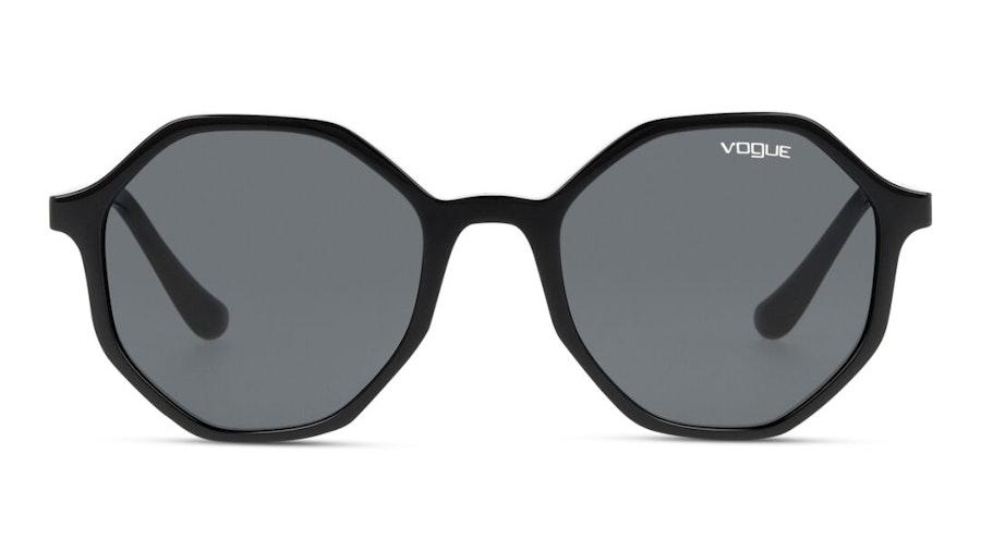 Vogue VO 5222S Women's Sunglasses Grey/Black
