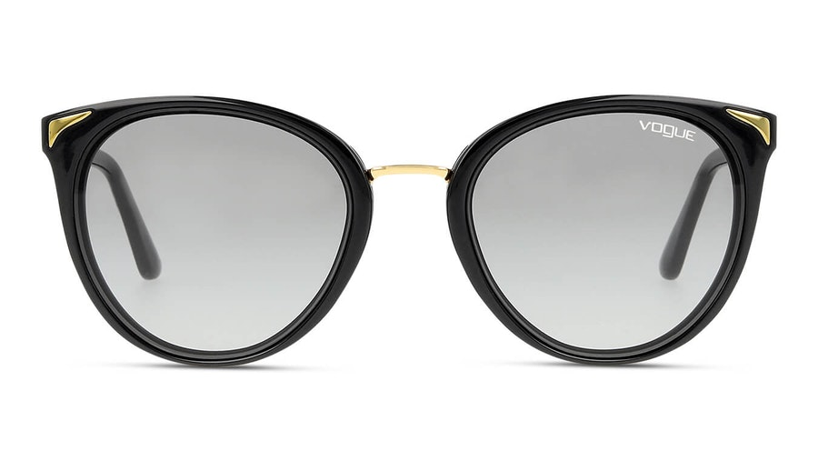 Vogue VO 5230S Women's Sunglasses Grey/Black