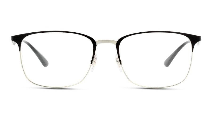 Ray-Ban RX 6421 (2997) Glasses Black