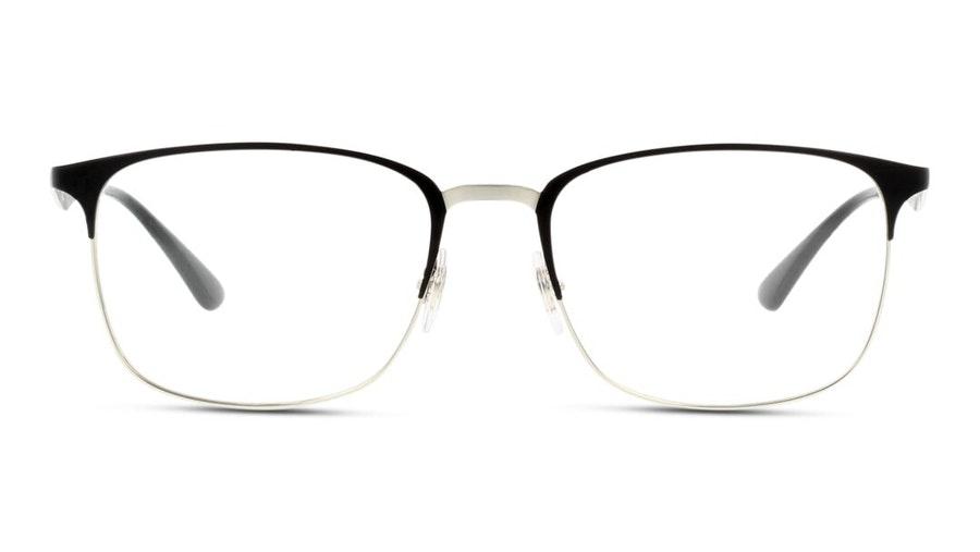 Ray-Ban RX 6421 Men's Glasses Black
