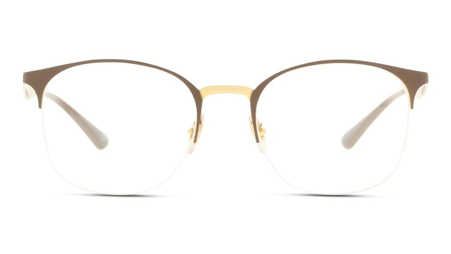 Ray-Ban RX 6422 Men's Glasses Brown