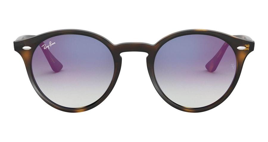 Ray-Ban RB 2180 Men's Sunglasses Blue / Tortoise Shell