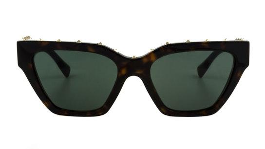 VA 4046 Women's Sunglasses Green / Tortoise Shell