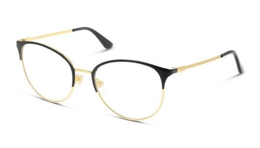 VO 4108 Women's Glasses Transparent / Black