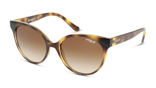 VO 5246S Women's Sunglasses Brown / Tortoise Shell