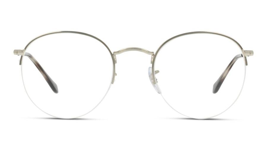 Ray-Ban RX 3947V (2501) Glasses Silver