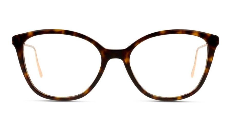 Prada PR 11VV (2AU1O1) Glasses Brown