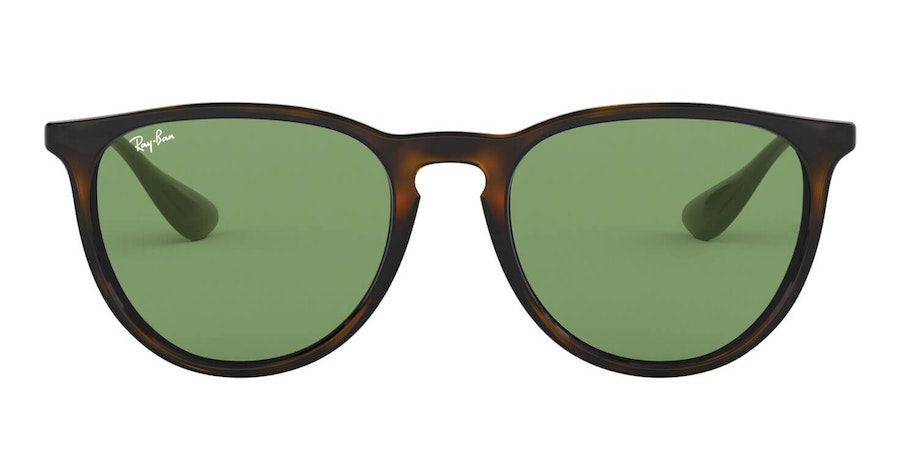Ray-Ban Erika RB 4171 Women's Sunglasses Green/Tortoise Shell