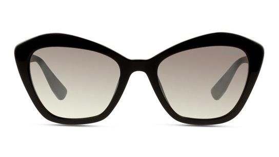 MU 05US Women's Sunglasses Grey / Black
