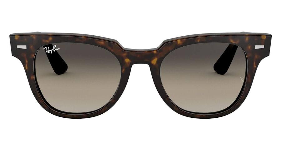Ray-Ban Meteor RB 2168 Men's Sunglasses Grey/Tortoise Shell