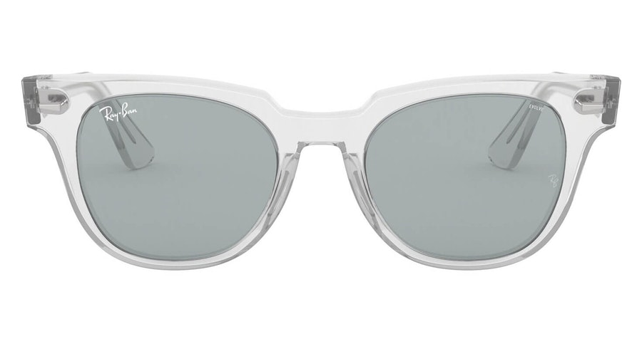 Ray-Ban Meteor RB 2168 Men's Sunglasses Blue / Transparent