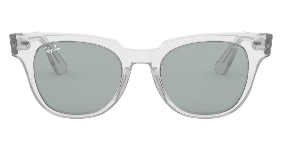 Ray-Ban Meteor RB 2168 Men's Sunglasses Blue/Transparent