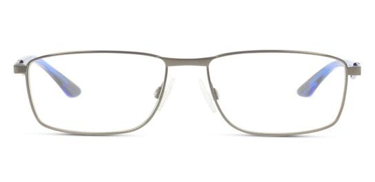 PU 0065O (Large) Men's Glasses Transparent / Silver