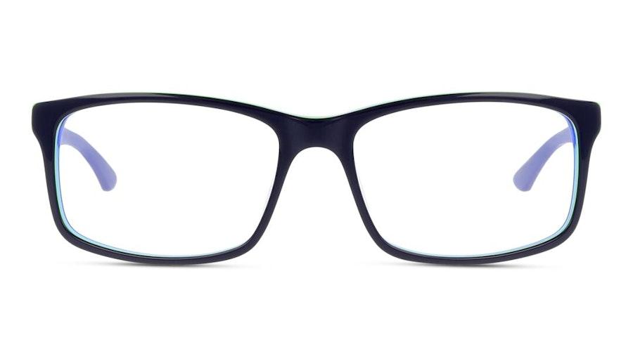 Puma PU 0074O (Large) Men's Glasses Blue