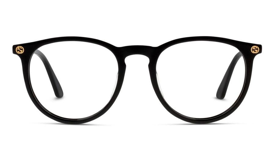 Gucci GG 0027O Women's Glasses Black