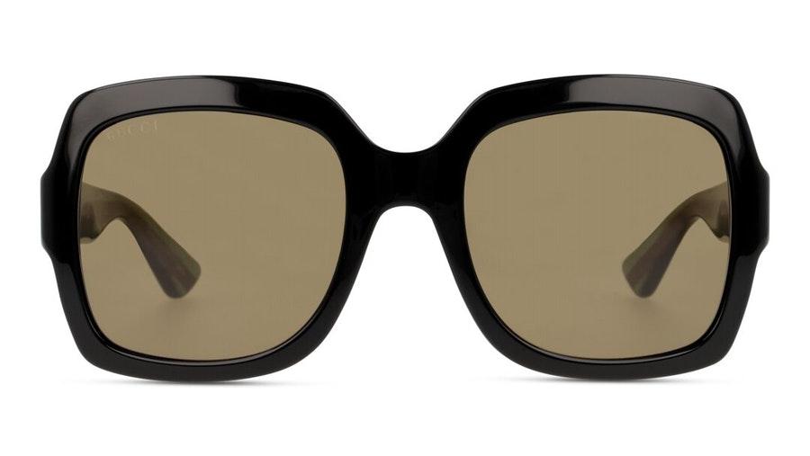 Gucci GG 0036S Women's Sunglasses Brown / Black