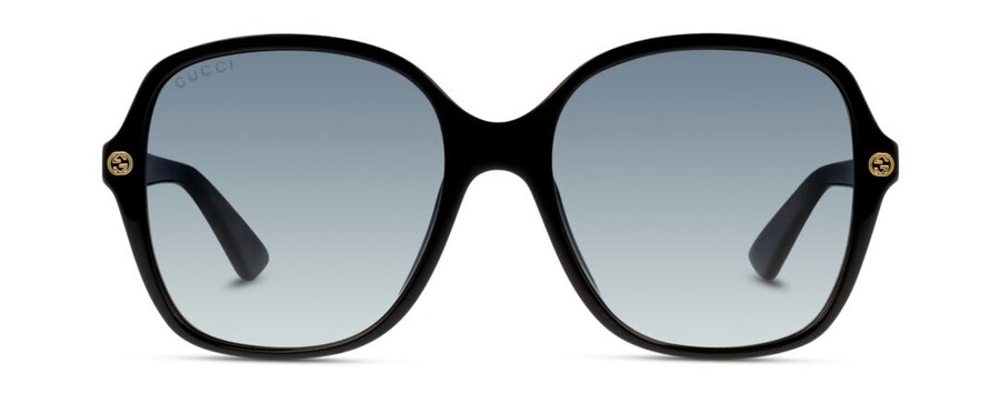 Gucci GG 0092S Women's Sunglasses Grey / Black
