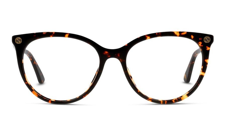 Gucci GG 0093O (002) Glasses Brown