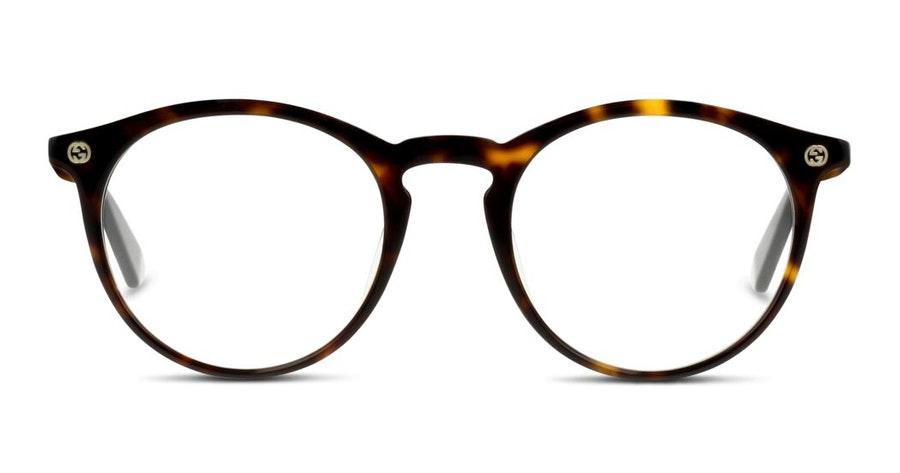 Gucci GG 0121O Glasses Brown