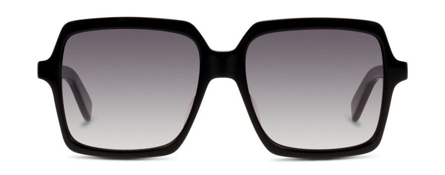Saint Laurent SL 174 (001) Sunglasses Grey / Black