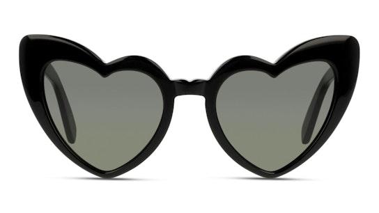 Loulou SL 181 Women's Sunglasses Grey / Black