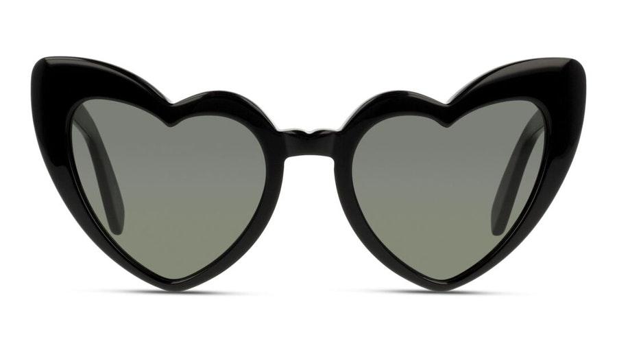 Saint Laurent Loulou SL 181 Women's Sunglasses Grey / Black
