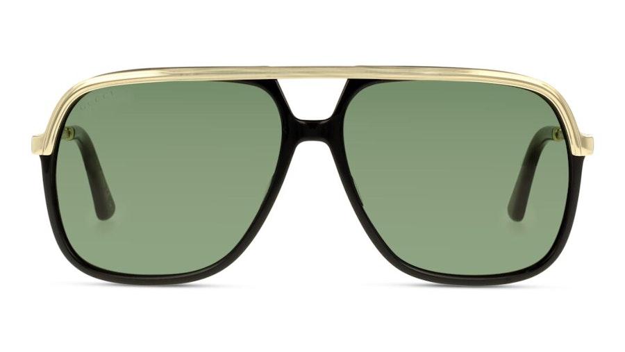 Gucci GG 0200S Men's Sunglasses Green / Black