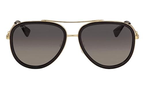 GG 0062S Women's Sunglasses Grey / Gold