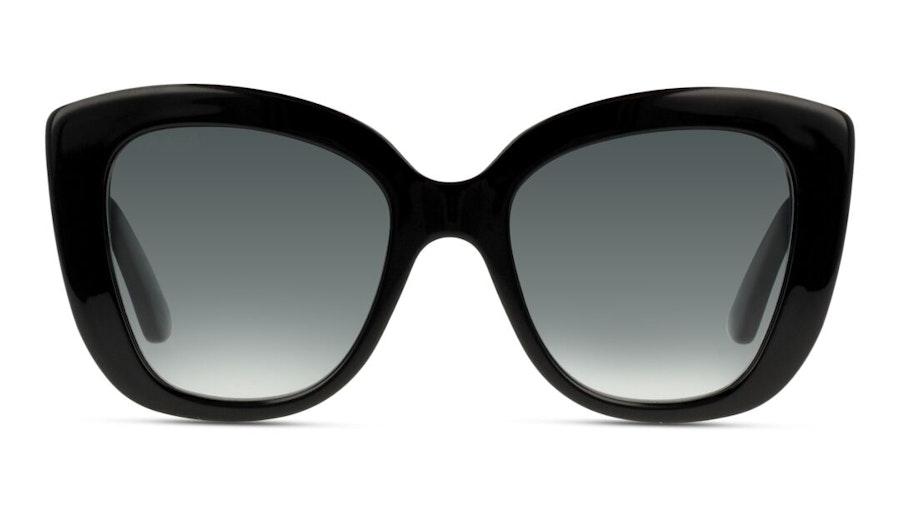 Gucci GG 0327S (001) Sunglasses Grey / Black