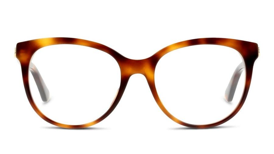 Gucci GG 0329O Women's Glasses Havana