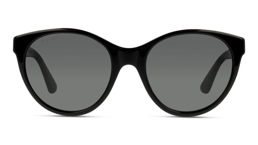 Gucci GG 0419S (001) Sunglasses Grey / Black