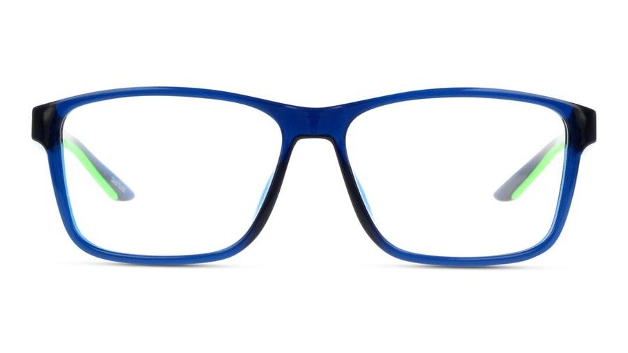 Puma PU 0207O (Large) Men's Glasses Blue