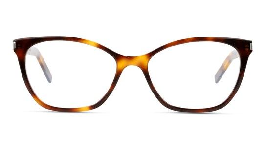 Slim SL 287 Women's Glasses Transparent / Tortoise Shell