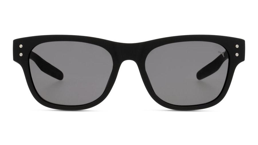 Puma PU 0245S (001) Youth Sunglasses Grey / Black