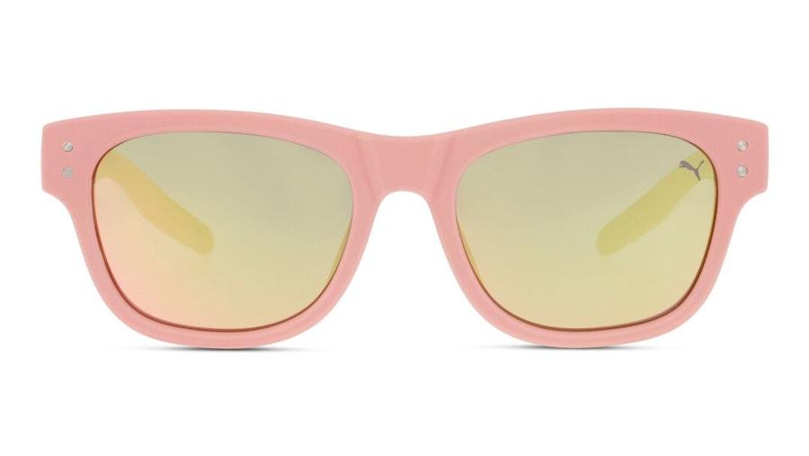 Puma PU 0245S Youth Sunglasses Blue / Pink