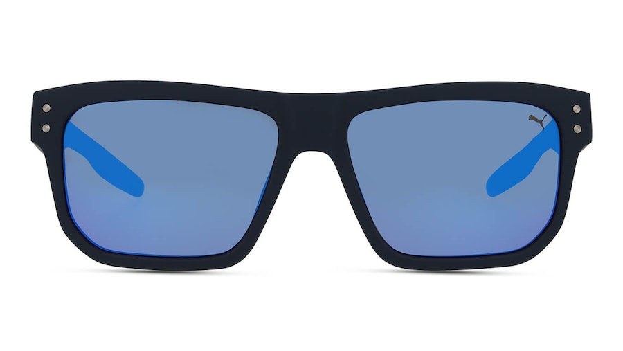 Puma PU 0246S Men's Sunglasses Blue/Blue