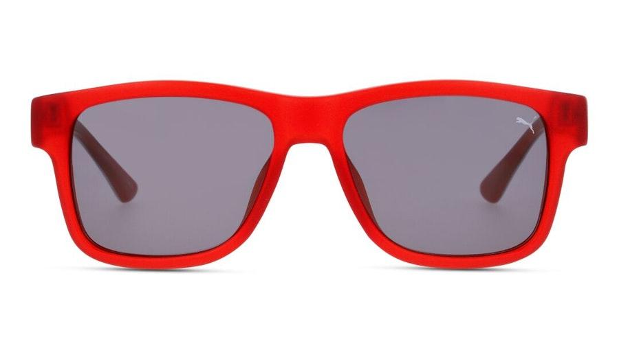 Puma Kids PJ 0001S (010) Children's Sunglasses Grey / Red