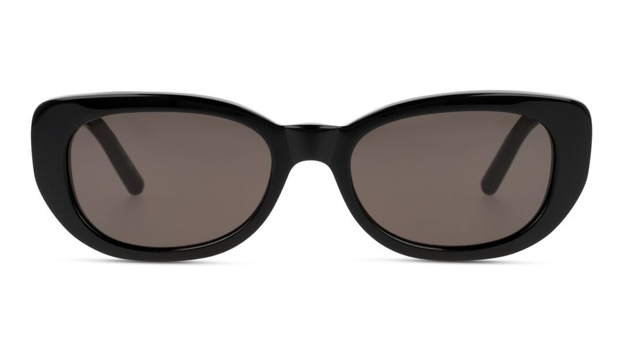 Saint Laurent Betty SL 316 (001) Sunglasses Grey / Black