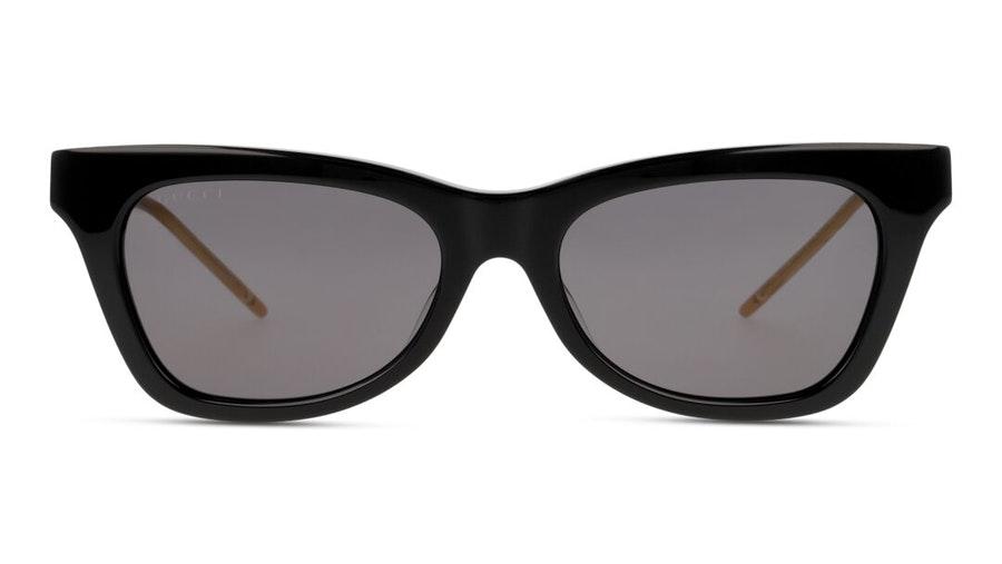 Gucci GG 0598S (001) Sunglasses Grey / Black