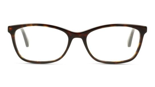 GG 0613O Women's Glasses Transparent / Havana
