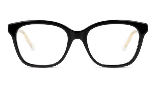 GG 0566O Women's Glasses Transparent / Black