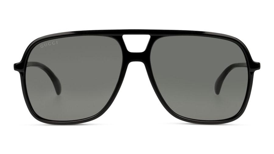 Gucci GG 0545S (001) Sunglasses Grey / Black