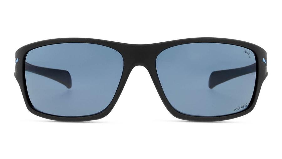 Puma PE 0002S Men's Sunglasses Blue/Black