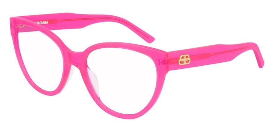 Balenciaga BB 0064O Women's Glasses Pink