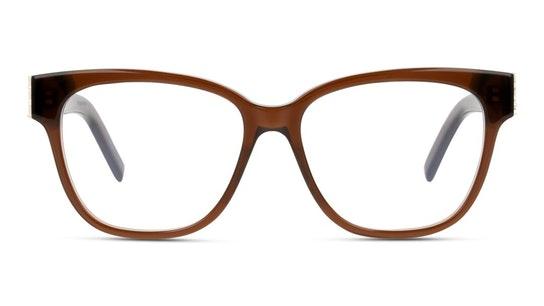 SL M33 Women's Glasses Transparent / Brown