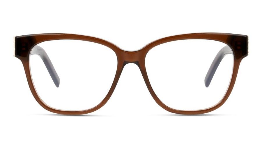 Saint Laurent SL M33 (008) Glasses Brown