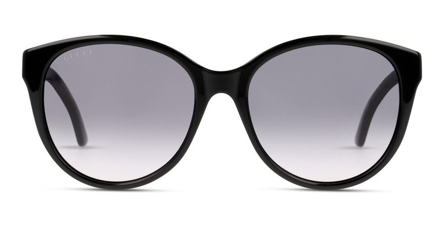 Gucci GG 0631S Women's Sunglasses Grey / Black
