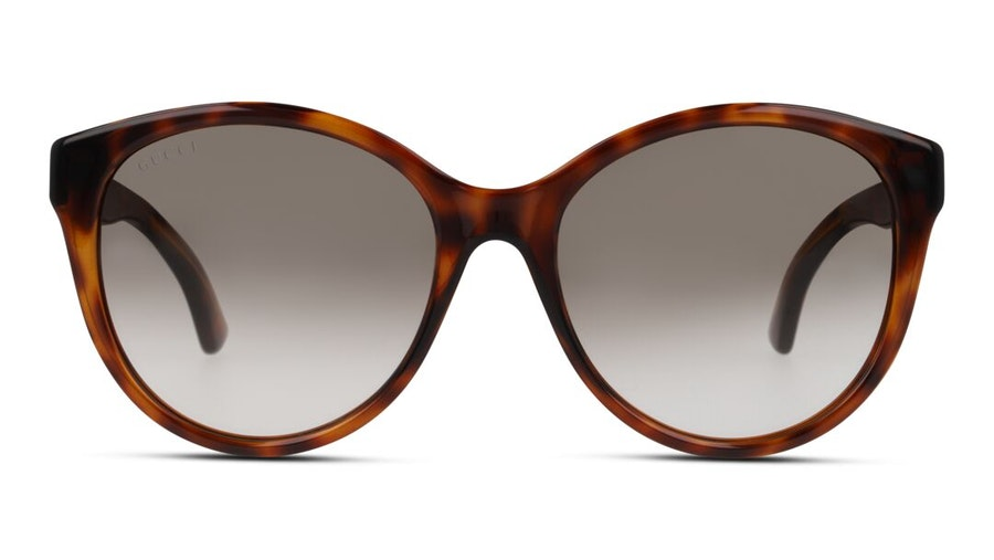 Gucci GG 0631S Women's Sunglasses Brown / Havana